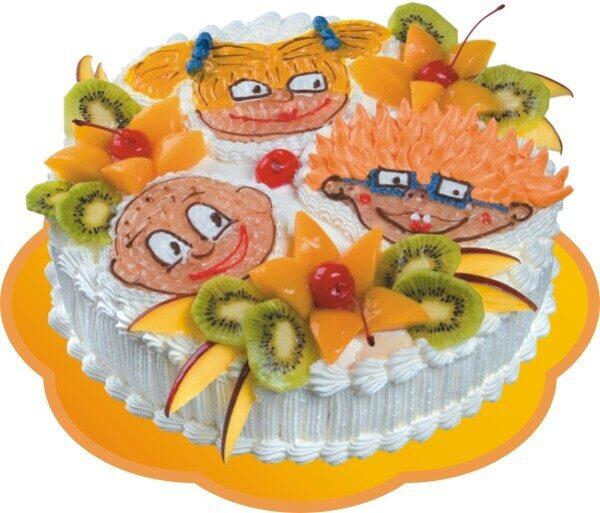 Карат плюс торты на заказ детские