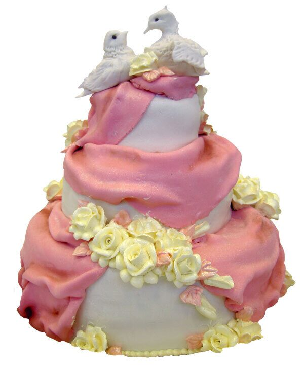 Карат плюс торты на заказ свадебные