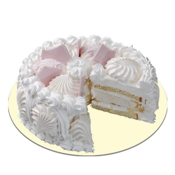 Торт карат снежная королева